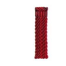 Crimson Trim by Scalamandre