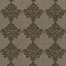 Gray Decorator Fabric by Kasmir