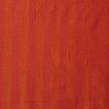 Orange Silk Decorator Fabric by G P & J Baker