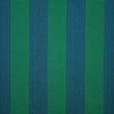Peacock Stripe Decorator Fabric by Pindler