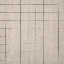 Denim Check Decorator Fabric by Pindler