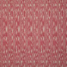 Red Ethnic Decorator Fabric by Pindler