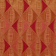 Teaberry Decorator Fabric by Robert Allen