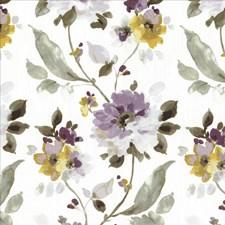 Purple Decorator Fabric by Kasmir