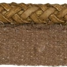 Cord With Lip Suede Trim by Kravet