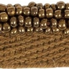 Bead Bronze Trim by Kravet