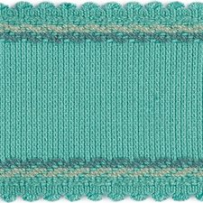 Braids Turquoise Trim by Kravet
