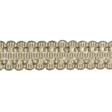 Braids Dove Trim by Brunschwig & Fils