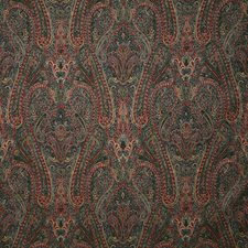 Heritage Paisley Decorator Fabric by Pindler