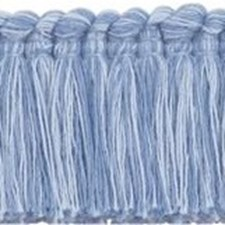Moss Perri Blue Trim by Lee Jofa
