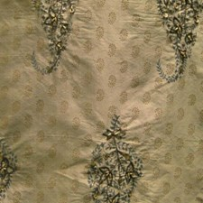 Tawny Gold Decorator Fabric by RM Coco