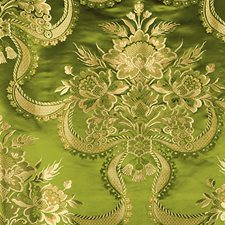 Pear Gold Decorator Fabric by Scalamandre