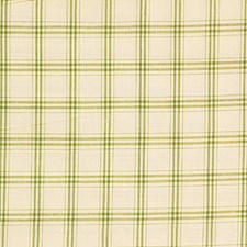 Zoe Plaid-Leaf Decorator Fabric by Lee Jofa