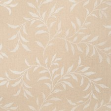 Bisque On Natural Leaves Wallcovering by Stroheim Wallpaper