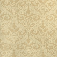 Mushroom Damask Wallcovering by Stroheim Wallpaper