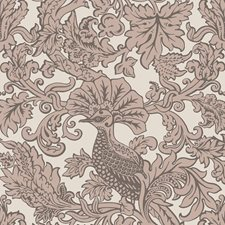 Stone/Gilver Print Wallcovering by Cole & Son Wallpaper