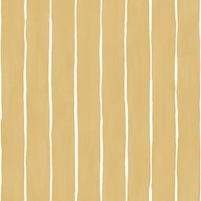 Mustard Print Wallcovering by Cole & Son Wallpaper