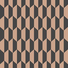 Charcoal/Bronze Wallcovering by Cole & Son