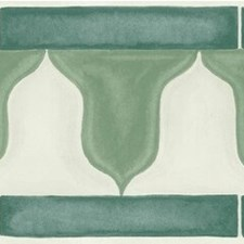 Olive Borders Wallcovering by Cole & Son Wallpaper
