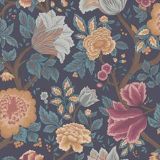 Oran/Rose Botanical Wallcovering by Cole & Son Wallpaper