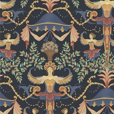 D/Rd/Mgd Novelty Wallcovering by Cole & Son Wallpaper