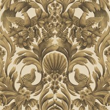 Mgld/Sand Damask Wallcovering by Cole & Son Wallpaper