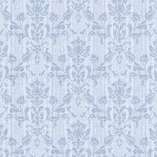 Blue Transitional Wallpaper Wallcovering by Brewster