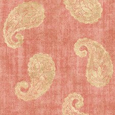 Coral Modern Wallpaper Wallcovering by Brewster