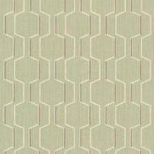 Green Retro Wallpaper Wallcovering by Brewster