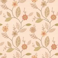 414-65771 Claudia Apricot Retro Blossom by Brewster