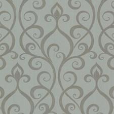 Sage Modern Wallpaper Wallcovering by Brewster