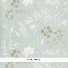 Slate Wallcovering by Schumacher Wallpaper