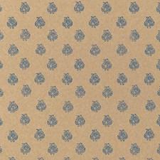 Indigo Wallcovering by Schumacher Wallpaper