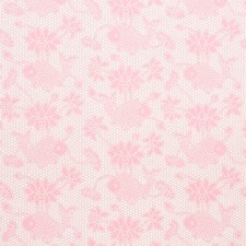Pink Wallcovering by Schumacher