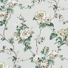 Celadon Wallcovering by Schumacher