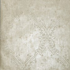 Neutral Scrollwork Wallcovering by Fabricut Wallpaper
