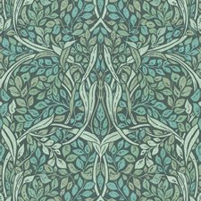 Green Transitional Wallcovering by JF Wallpapers