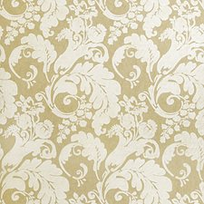 Taupe Historic Reproduction Wallcovering by Stroheim Wallpaper