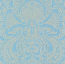 Turquoi Sidewall Wallcovering by Cole & Son Wallpaper