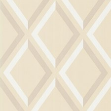 Beige/W Sidewall Wallcovering by Cole & Son Wallpaper