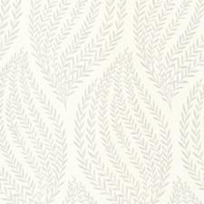 671-68501 Calix Platinum Sienna Leaf by Brewster