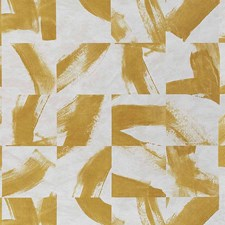 Energetic Yellow Wallcovering by Phillip Jeffries Wallpaper