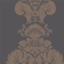 Black and Bronze Wallcovering by Cole & Son Wallpaper
