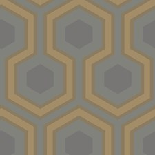 Slate/Bron Wallcovering by Cole & Son Wallpaper