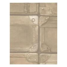 Vellum Novelty Wallcovering by Andrew Martin Wallpaper