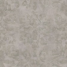Purple Damask Wallcovering by Brewster