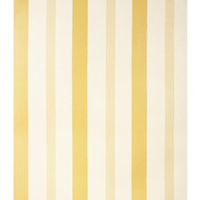 Honey Stripes Wallcovering by Brunschwig & Fils