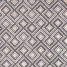 Slate/Bronze Geometric Wallcovering by G P & J Baker