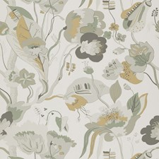 Linen Wallcovering by G P & J Baker