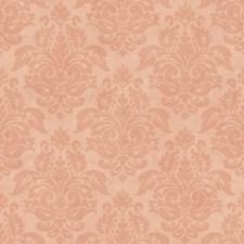 Orange Wallcovering by Brewster